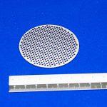 SUS304 t1.2mm 穴の径φ2